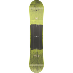 Nitro Snowboard Prime Wide Toxic 2019 Allrounder All-Mountain, Länge in cm: 156