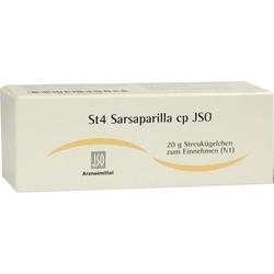 JSO St 4 Sarsaparilla cp Globuli 20 g
