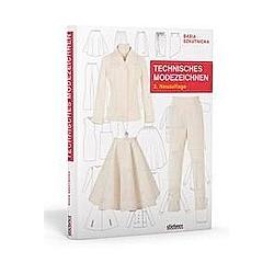 Technisches Modezeichnen. Basia Szkutnicka  - Buch