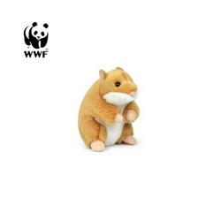 WWF Plüschfigur Plüschtier Hamster (sitzend, 12cm)