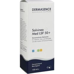 DERMASENCE Solvinea Med Creme LSF 50+ 150 ml