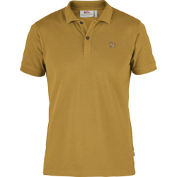Fjällräven - Övik Polo Shirt M Ochre - Poloshirts - Größe: XL
