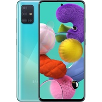 Samsung Galaxy A51 4 GB RAM 128 GB prism crush blue