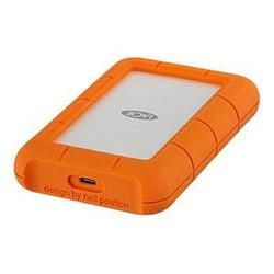 LACIE Rugged USB C 4 TB externe Festplatte