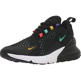 Nike Wmns Air Max 270 black-multicolor/ white-black, 38