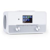 Auna Connect 150 SE 2.1-Internetradio weiß