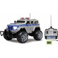 JAMARA RC Komplettset Polizeiauto, Polizei Panzerwagen, 1:12, 27 MHz