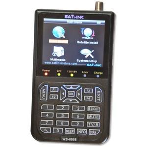 Satlink WS-6908 SE Messgerät für DVB-S