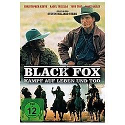 Black Fox - Kampf auf Leben und Tod, 1 DVD