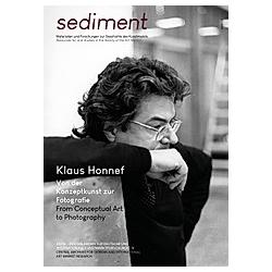 Sediment / Klaus Honnef - Buch