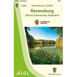 Ravensburg 1:25 000