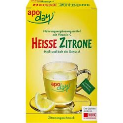 APODAY heiße Zitrone Vit.C Pulver 100 g