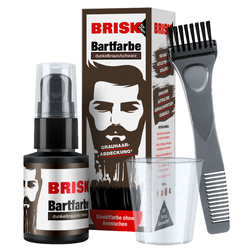 BRISK Bartfarbe 30 ml