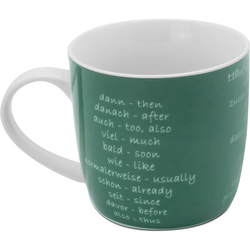 JAKO-O Tasse Englisch, grün - grün