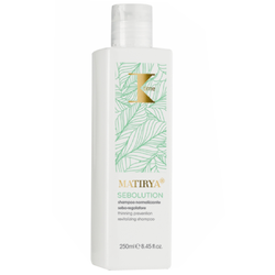 K-time Matirya Sebolution Shampoo 250 ml