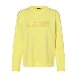 Joop! Sweatshirt Terena gelb 40