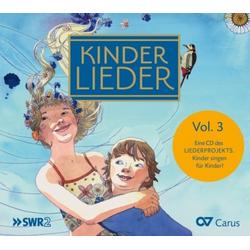 Kinderlieder Vol. 3