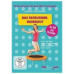 Das Fatburner-Workout - DVD  Filme