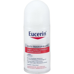 Eucerin Deodorant Antitranspirant Roll on 48h