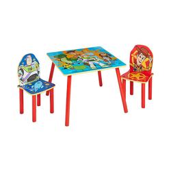 WORLDS APART Kindersitzgruppe Kindersitzgruppe 3-tlg., Mc Queen, Cars blau