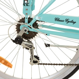 Galano Belgravia 26 Zoll RH 46 cm Damen hellblau