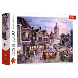 Trefl Puzzle Puzzles 3000 Teile Trefl-33033, Puzzleteile bunt