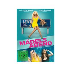 MÄDELSABEND - NÜCHTERN ZU SCHÜCHTERN! DVD