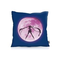 Kissenbezug, VOID, Mondzauber anime sailor mondstein moon luna bunny mars anime blau 60 cm x 60 cm