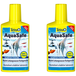 Tetra Aquariumpflege Aqua Safe, 2er Set