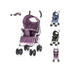 Chipolino Kinder-Buggy Kinderwagen Buggy Sisi, Buggy, Rückenlehne einstellbar lila