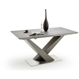 Vito Säulentisch 3036 in Keramik, mit ausziehbarer Tischplatte aus Keramik