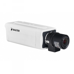 BALTER 2.0 Megapixel Analog HD Box-Kamera, AHD, TVI, CVI, Analog 960H