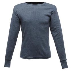 Herren Thermo Unterhemd Langarm | Regatta Hardwear denim XXL