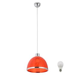 etc-shop LED Pendelleuchte, LED 5 Watt Pendel Leuchte Beleuchtung Ring Hänge Lampe Strahler Licht EEK A+