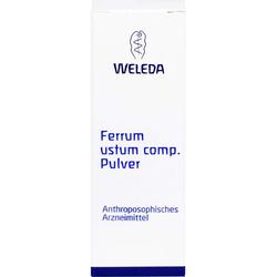 FERRUM USTUM comp.Pulver 50 g