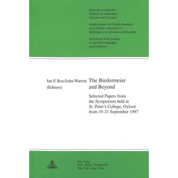 The Biedermeier and Beyond als Buch von