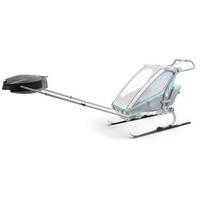Thule Ski-Kit für Chariot schwarz ab 2017