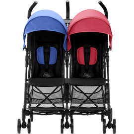 Britax Holiday Double blue/red