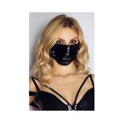 """Maske """"Mund-Nasen-Maske"""" mit Nieten"""