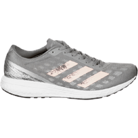 adidas Adizero Boston 9 W light grey/baby pink 38