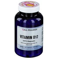 Hecht Pharma Vitamin B12 3 μg GPH Kapseln 180 St.