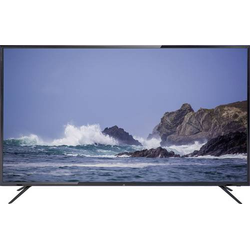 JTC S55U5514M LED-TV 139cm 55 Zoll EEK A (A+++ - D) DVB-T2, DVB-C, DVB-S, UHD, Smart TV, WLAN, CI+ S