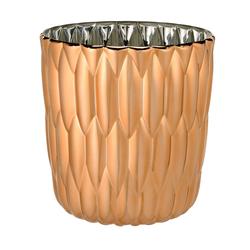 Jelly Vase metallisiert