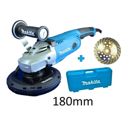 Makita / Trongaard Winkelschleifer MAKITA / TRONGAARD BETONSCHLEIFER / ESTRICHSCHLEIFER / WINKELSCHLEIFER 180MM #3, max. 6600 U/min