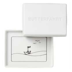 "Räder Butterdose Butterdose ""Butterfahrt"" 250 g"