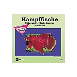 Kampffische. Frank Schäfer  - Buch