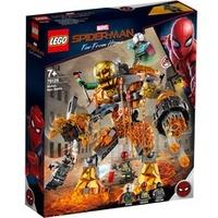 Lego Marvel Duell mit Molten Man (76128)