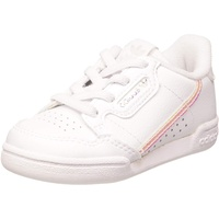 adidas Continental 80 EL I Sneaker, FTWR Weiß/FTWR Weiß/Core Schwarz, 20 EU