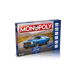 Winning Moves Spiel, Brettspiel Monopoly Ford
