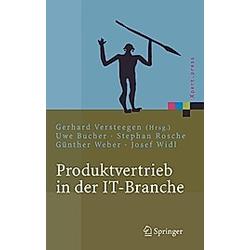 Produktvertrieb in der IT-Branche - Buch
